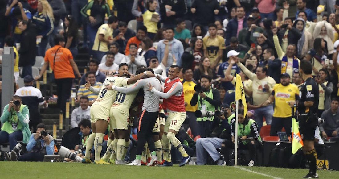 Las Águilas del América podrían llegar al gol 300 en los clásicos capitalinos, ya que por segunda ocasión en la semana se enfrentarán nuevamente.