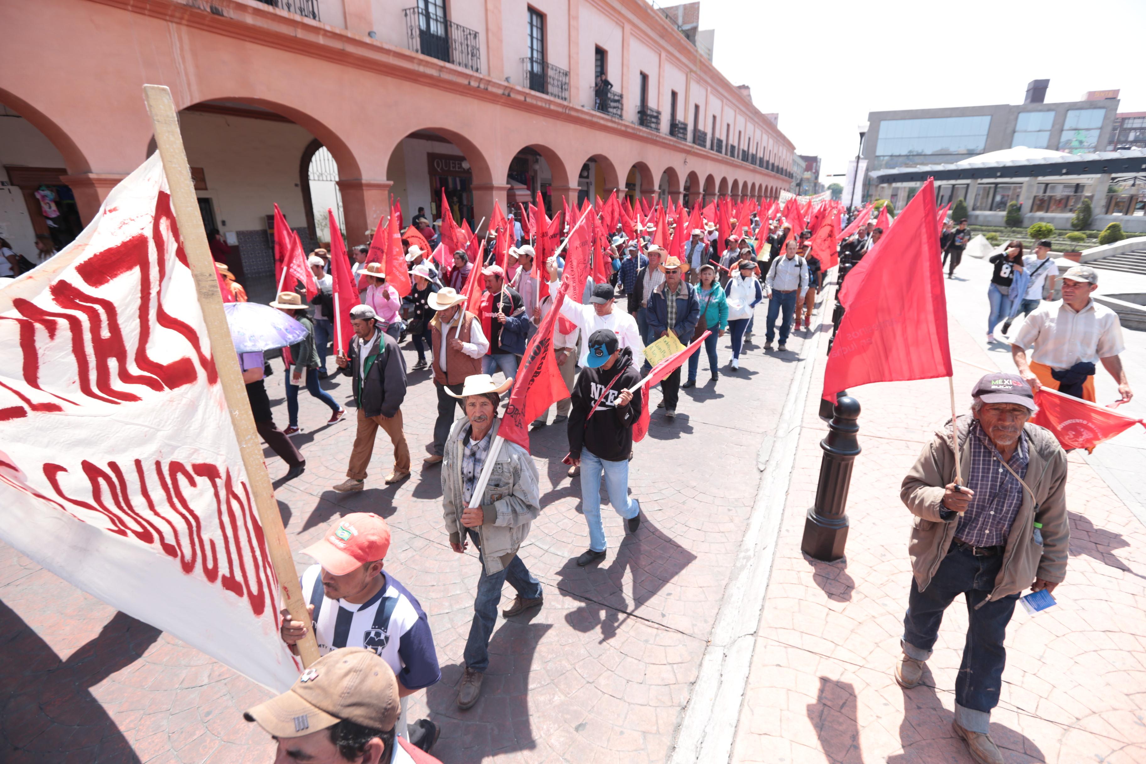 Manifestación Antorchista (7)