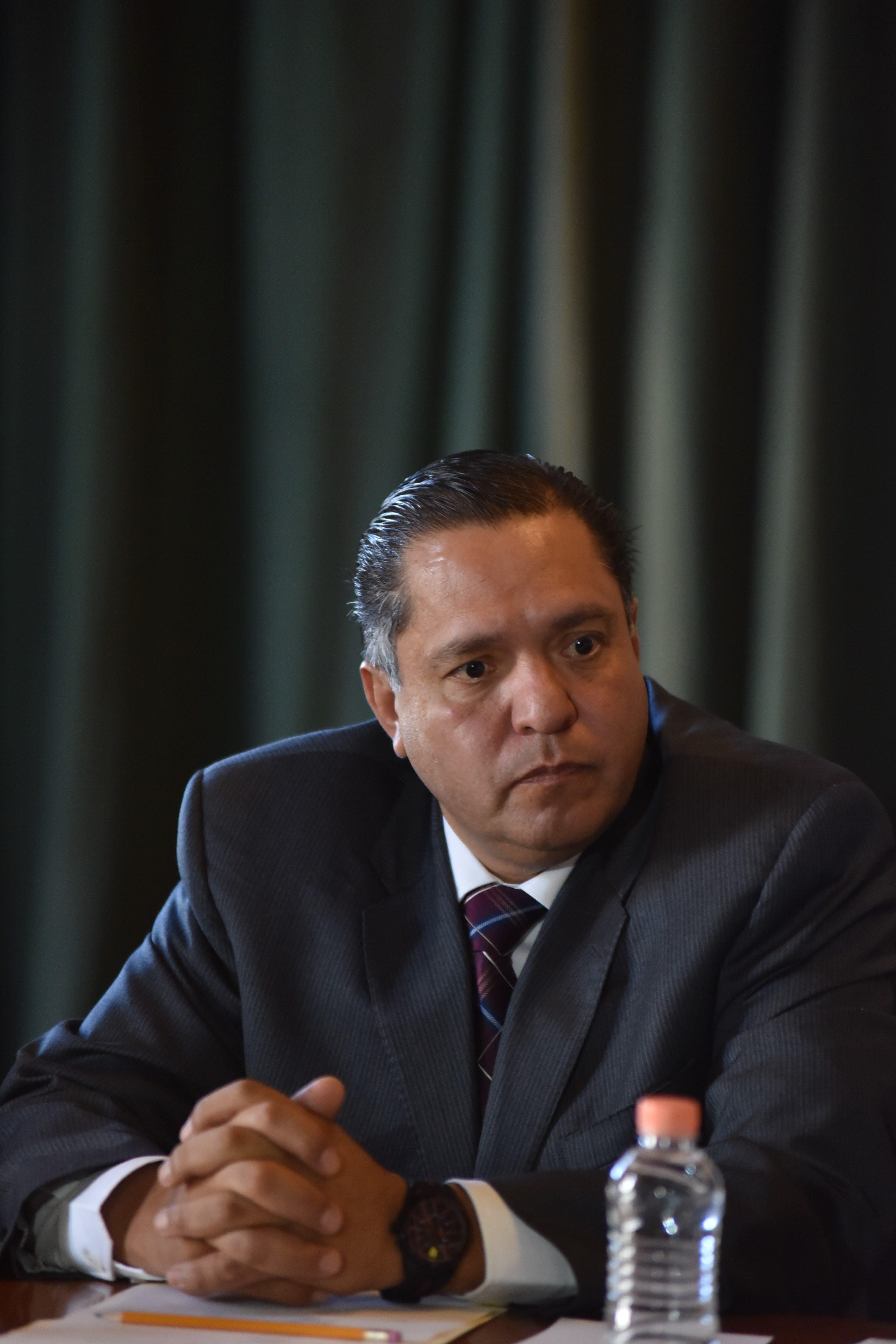 Ricardo Moreno Bastida (ARCHIVO